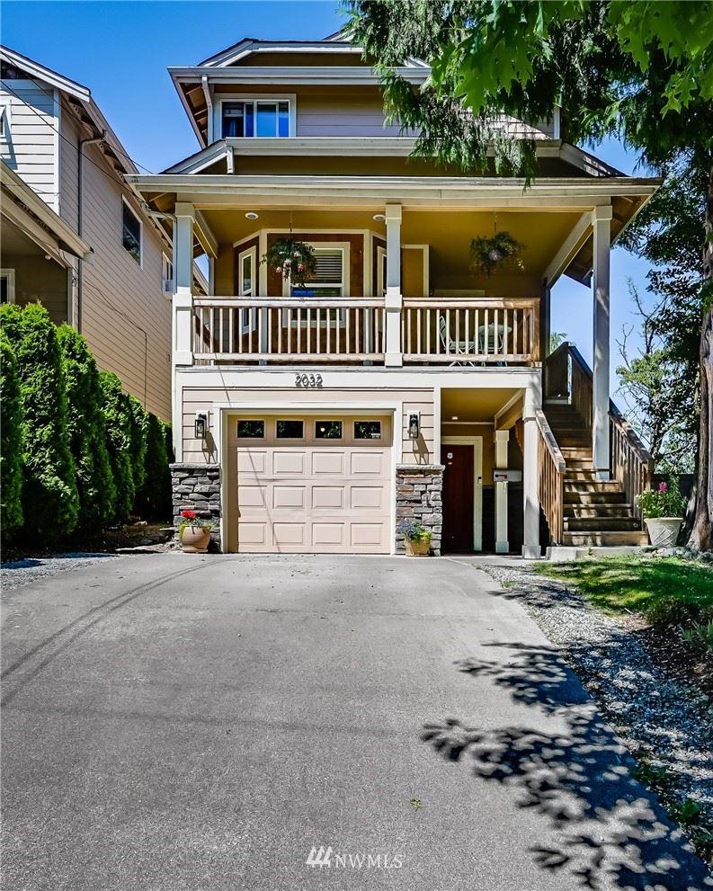 Photo of 2032 S Norman Street, Seattle, WA 98144 (MLS # 1785736)