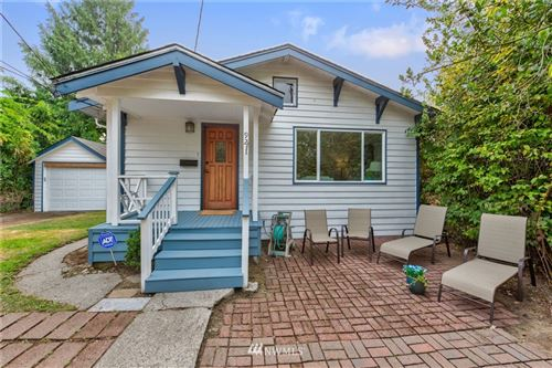 Photo of 921 NW 61st Street, Seattle, WA 98107 (MLS # 1664740)