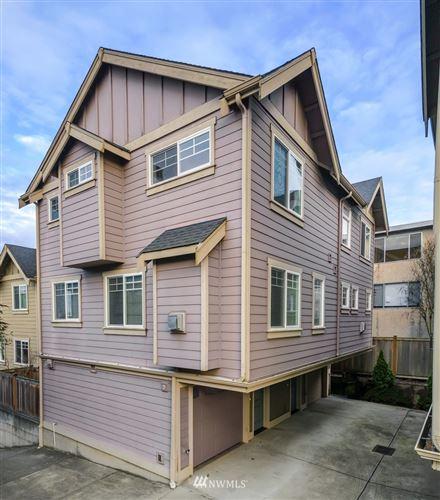 Photo of 8738 Phinney Avenue N #B, Seattle, WA 98103 (MLS # 1719741)