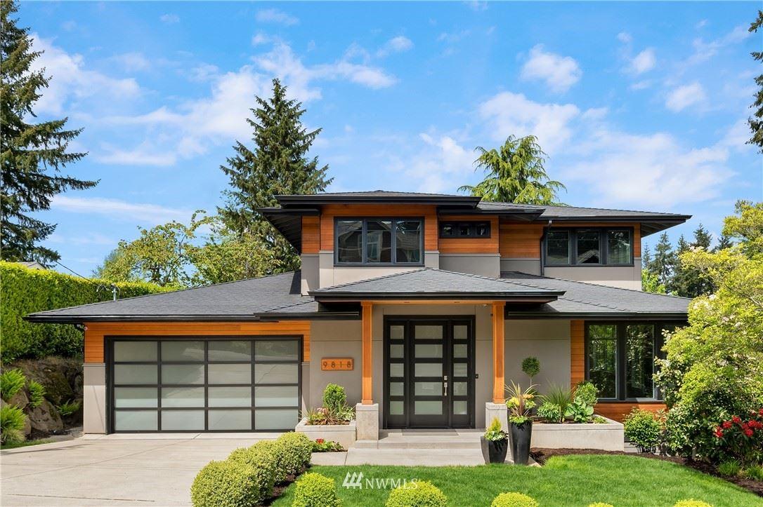 Photo of 9818 NE 30th Street, Bellevue, WA 98004 (MLS # 1763742)