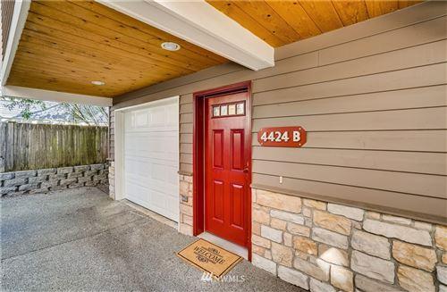Photo of 4424 Dayton Avenue N #B, Seattle, WA 98103 (MLS # 1758743)