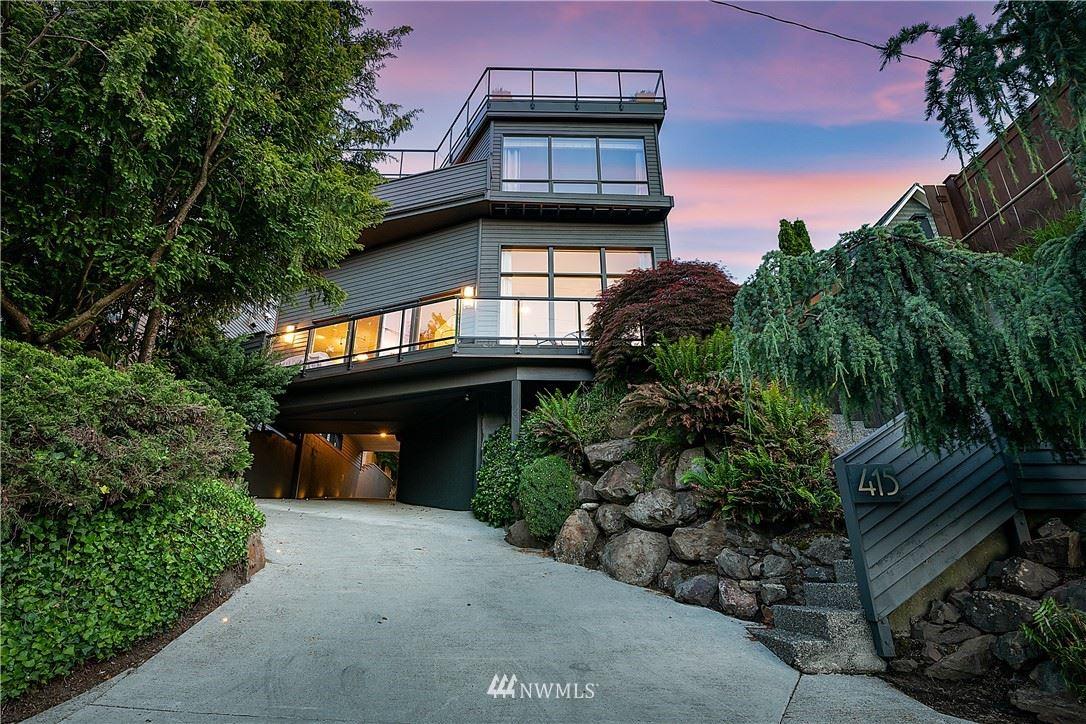 Photo of 415 Raye Street, Seattle, WA 98109 (MLS # 1787743)
