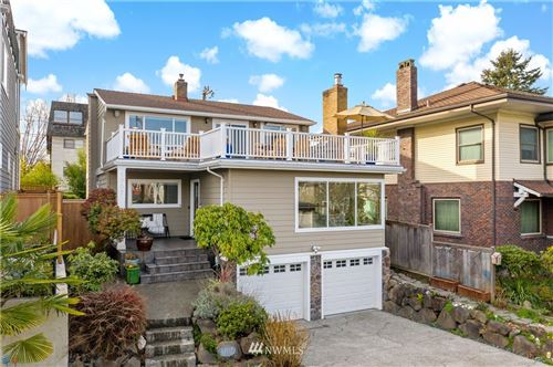 Photo of 1707 Palm Avenue SW, Seattle, WA 98116 (MLS # 1733744)