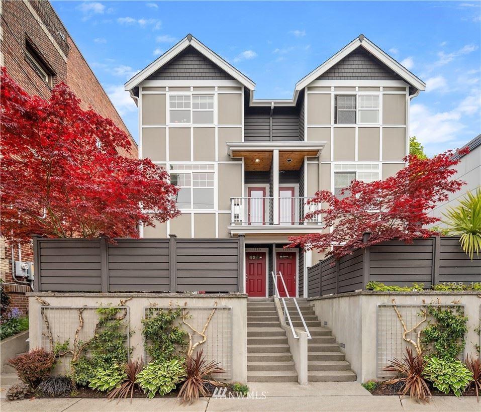 Photo of 1128 10th Avenue E #B, Seattle, WA 98102 (MLS # 1769746)