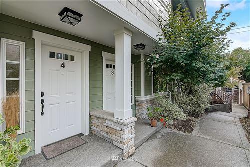 Photo of 4216 SW Findlay Street #4, Seattle, WA 98136 (MLS # 1659750)