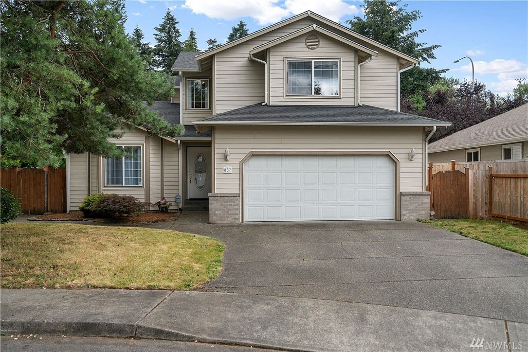 887 Anthony Ct SW, Tumwater, WA 98512 - MLS#: 1628754