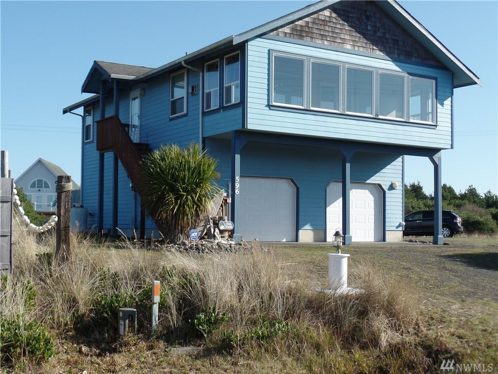 Photo of 596 SW Sand Dune Ave, Ocean Shores, WA 98569 (MLS # 1565756)