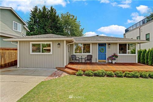 Photo of 1205 N 33rd Place, Renton, WA 98056 (MLS # 1814757)