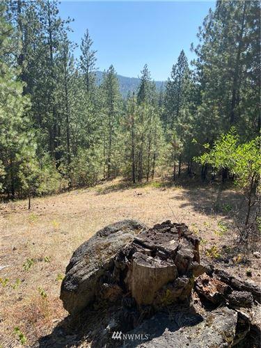 Photo of 5069 Rail Canyon Road #C, Springdale, WA 99173 (MLS # 1813759)