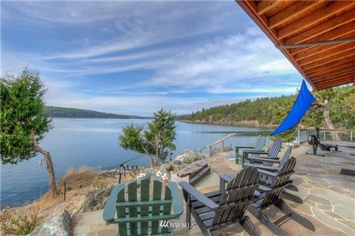 Photo of 1392 Foster Point Road, Orcas Island, WA 98280 (MLS # 1667760)