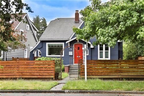 Photo of 7316 Keen Way N, Seattle, WA 98103 (MLS # 1791763)