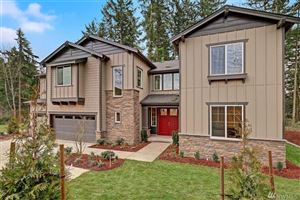 Photo of 11806 NE 45th (homesite 17) St, Kirkland, WA 98033 (MLS # 1459765)