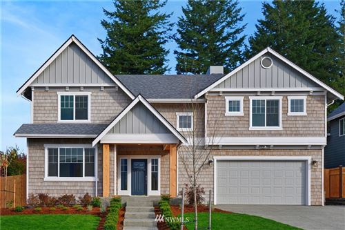 Photo of 2802 SE 16th (Lot 14) Street, North Bend, WA 98045 (MLS # 1755767)