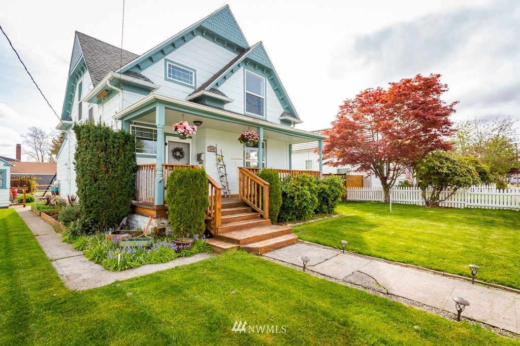 164 S Cottage Street, Buckley, WA 98321 - #: 1762767