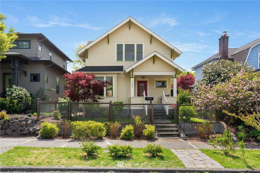 Photo of 1407 NE 63rd Street, Seattle, WA 98115 (MLS # 1764767)