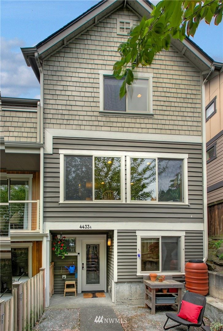 Photo of 4433 44th Avenue SW #A, Seattle, WA 98116 (MLS # 1770769)
