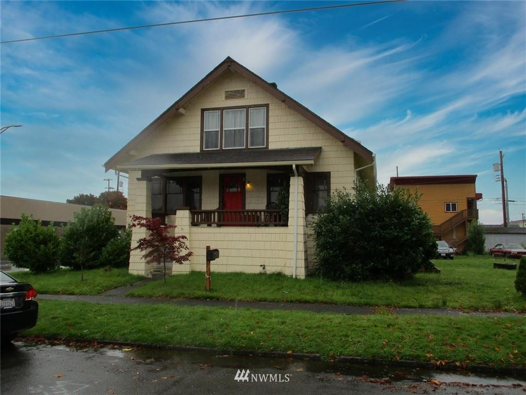 803 W 3rd Street, Aberdeen, WA 98520 - MLS#: 1853771