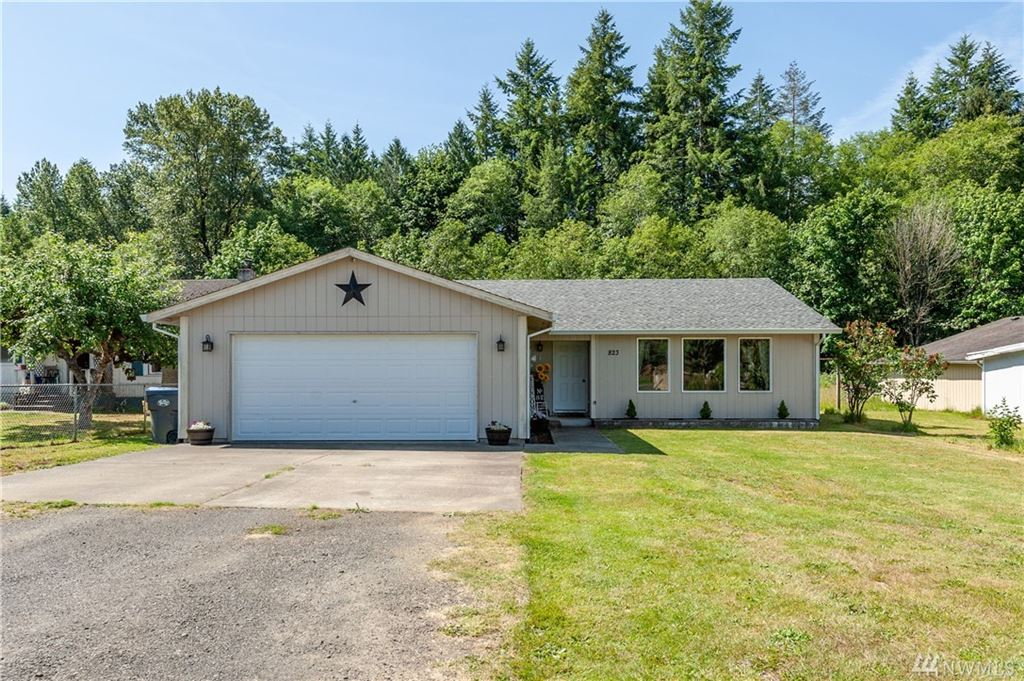 Photo for 823 W Simpson, McCleary, WA 98557 (MLS # 1472772)