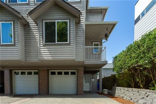 Photo of 9041 Mary Ave NW #C, Seattle, WA 98117 (MLS # 1605773)
