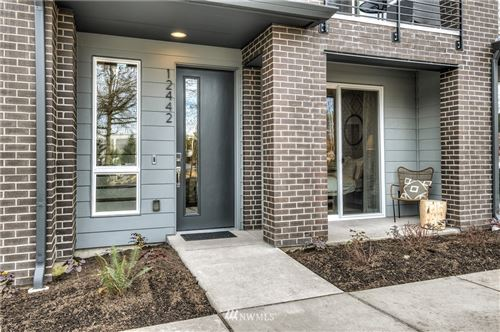 Photo of 12456 NE 11th Lane #A5, Bellevue, WA 98005 (MLS # 1711773)