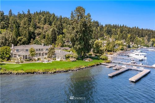 Photo of 5330 Butterworth Road, Mercer Island, WA 98040 (MLS # 1528774)