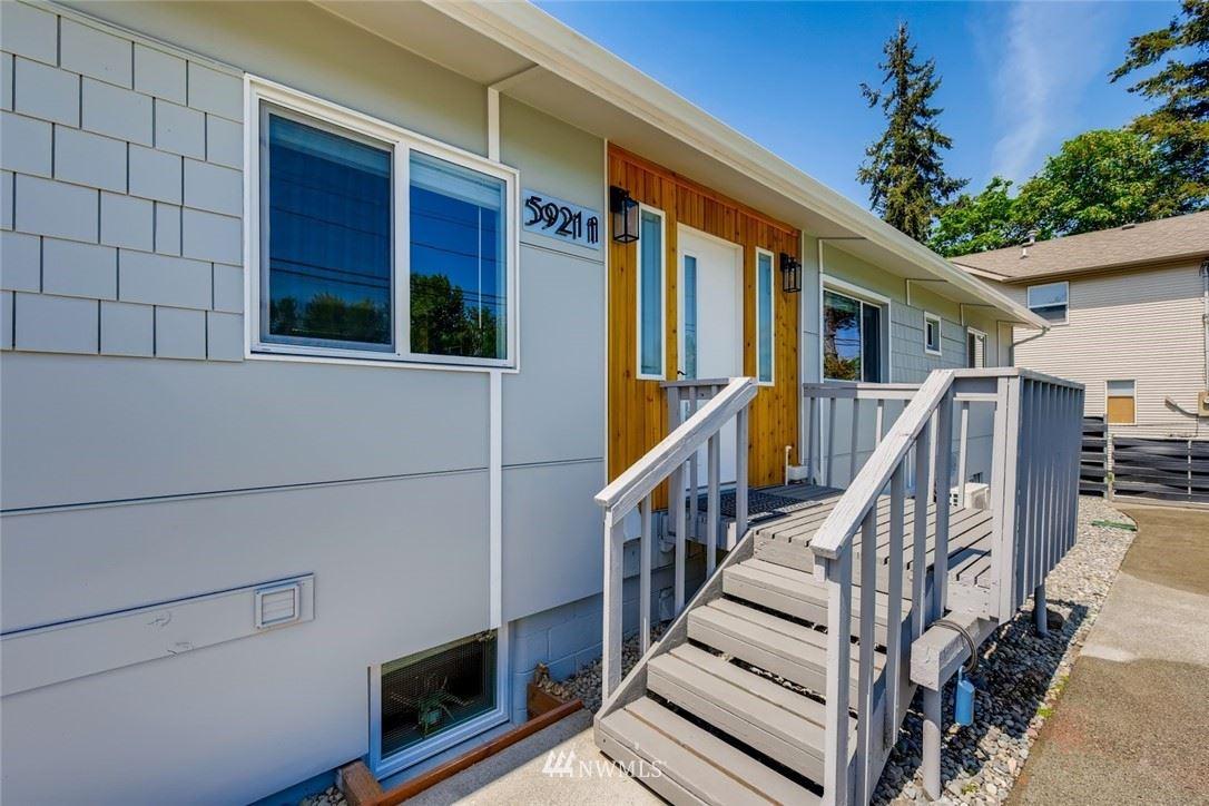 Photo of 5921 21st Avenue SW, Seattle, WA 98106 (MLS # 1774775)