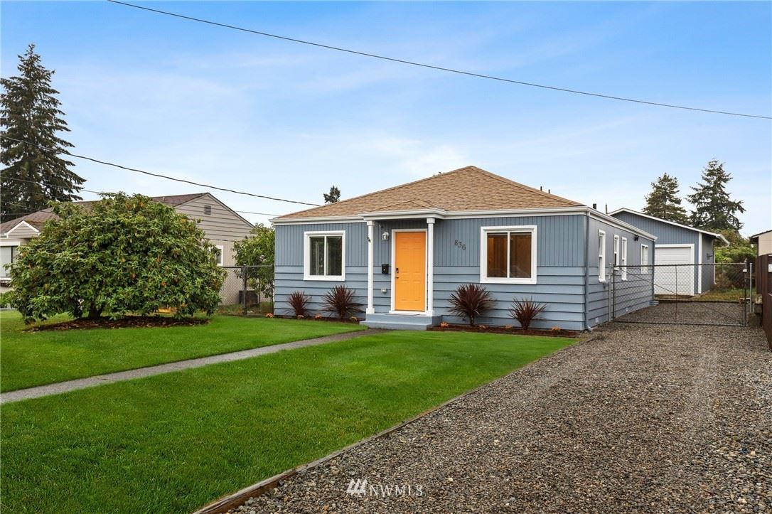 836 S Rochester Street, Tacoma, WA 98465 - MLS#: 1667777