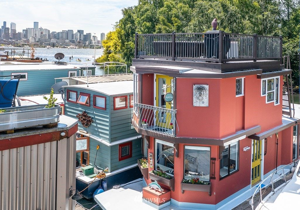 2143 N Northlake Way #38, Seattle, WA 98103 - #: 1783777