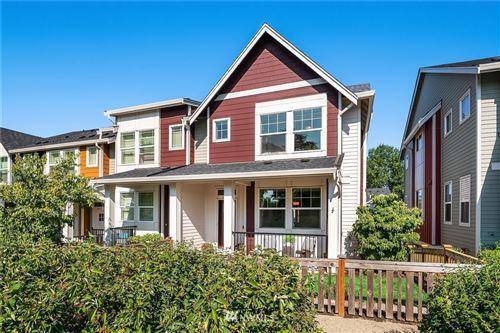 Photo of 6928 31st Avenue SW, Seattle, WA 98126 (MLS # 1815778)