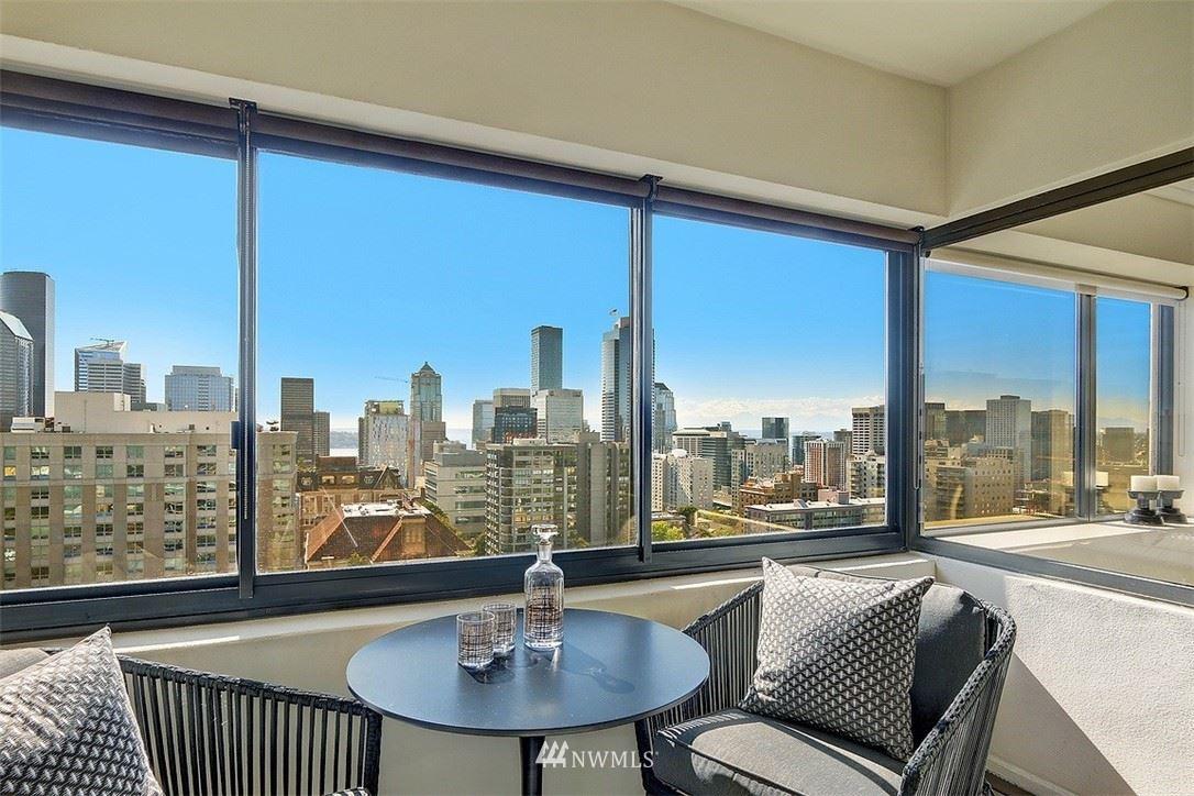 Photo of 1301 Spring Street #17E, Seattle, WA 98104 (MLS # 1776779)