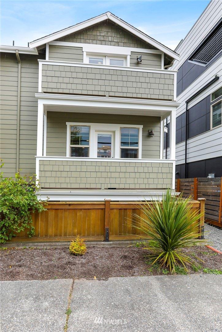 Photo of 4429 41st Avenue SW #B, Seattle, WA 98116 (MLS # 1769780)