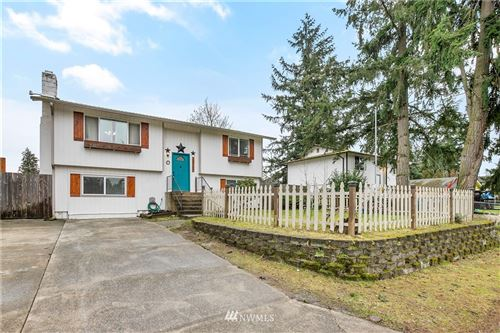 Photo of 19509 9th Avenue E, Spanaway, WA 98387 (MLS # 1721781)