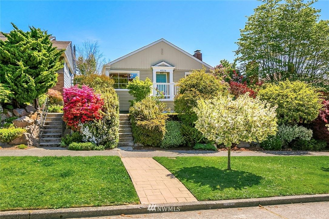 Photo of 4026 36th Avenue SW, Seattle, WA 98126 (MLS # 1772781)