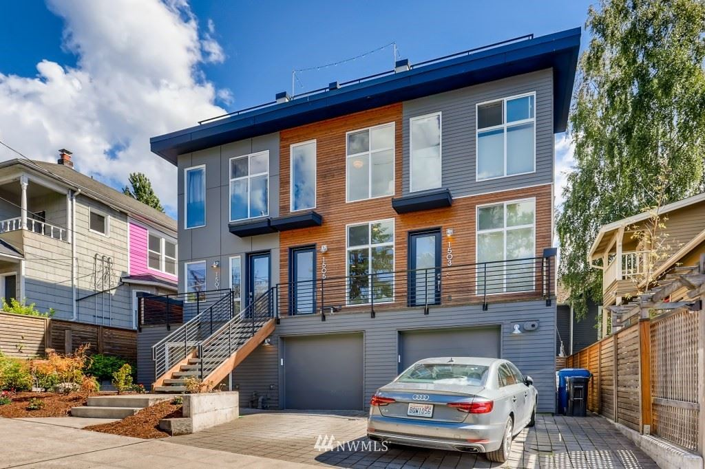 Photo of 1505 E Spruce Street #B, Seattle, WA 98122 (MLS # 1784781)