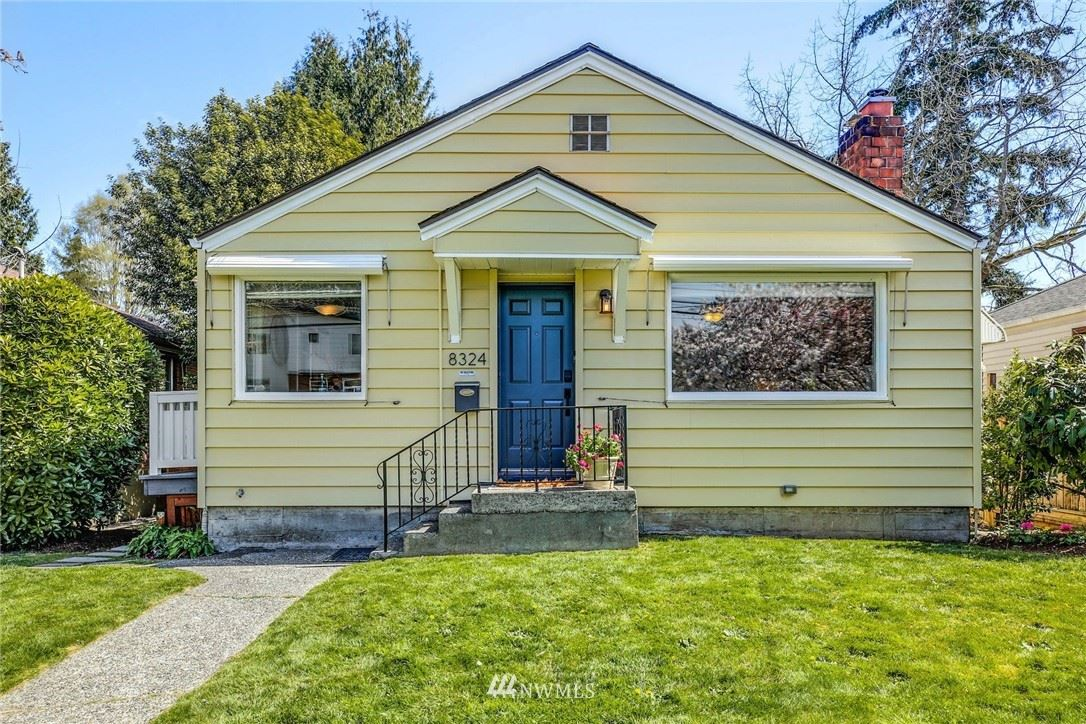 Photo of 8324 30th Avenue NW, Seattle, WA 98117 (MLS # 1757785)