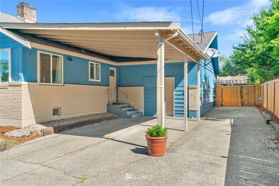 Photo of 5586 S Juniper Street, Seattle, WA 98178 (MLS # 1784788)