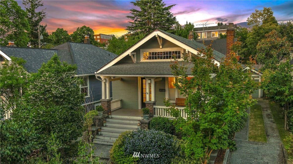 Photo of 4814 1st Avenue NW, Seattle, WA 98107 (MLS # 1788788)