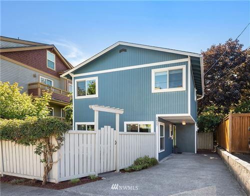 Photo of 5807 17th Avenue NW, Seattle, WA 98107 (MLS # 1793790)