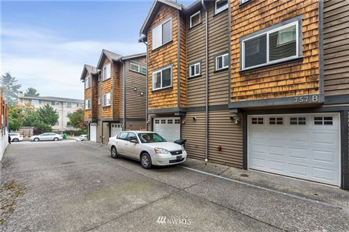 Photo of 757 N 95th Street #B, Seattle, WA 98103 (MLS # 1667794)