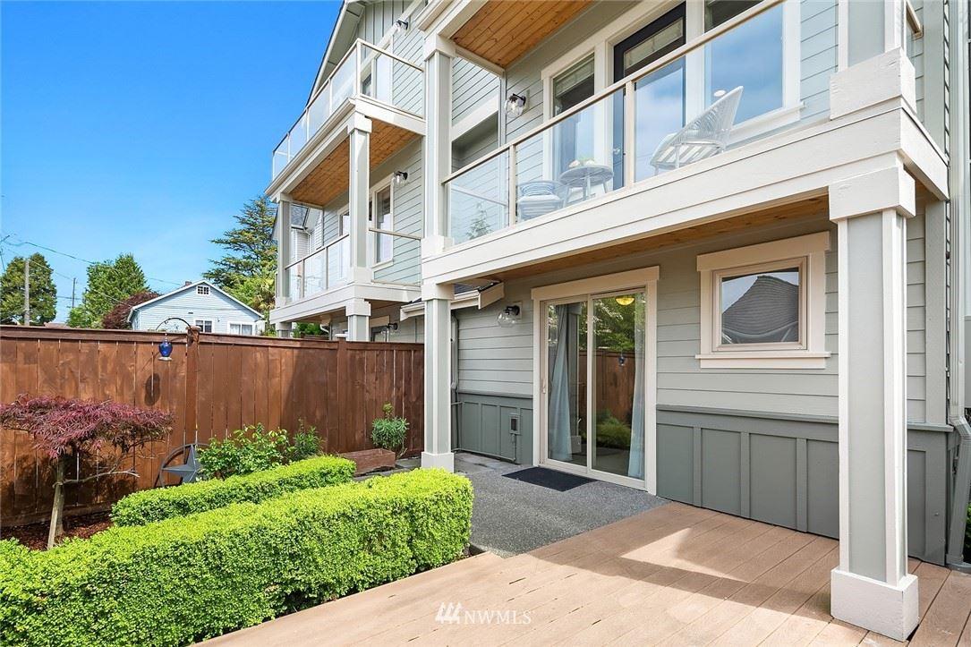 Photo of 4417 44th Avenue SW #B, Seattle, WA 98116 (MLS # 1768794)