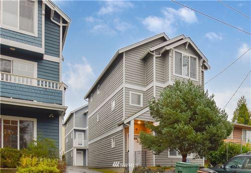 Photo of 12326 14th Avenue NE #A, Seattle, WA 98125 (MLS # 1710796)