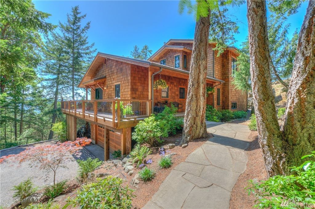 Photo for 31 Chartwell Lane, Orcas Island, WA 98245 (MLS # 1477797)