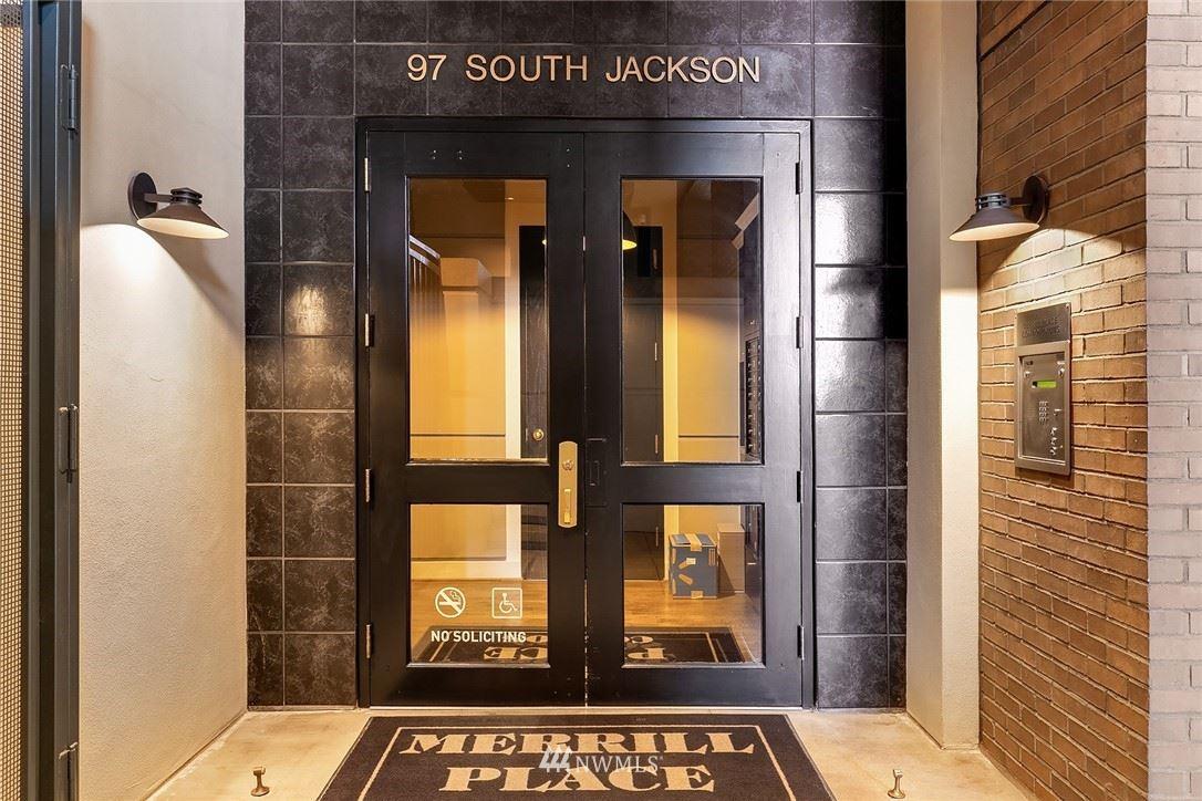 Photo of 97 S Jackson Street #406, Seattle, WA 98104 (MLS # 1695798)