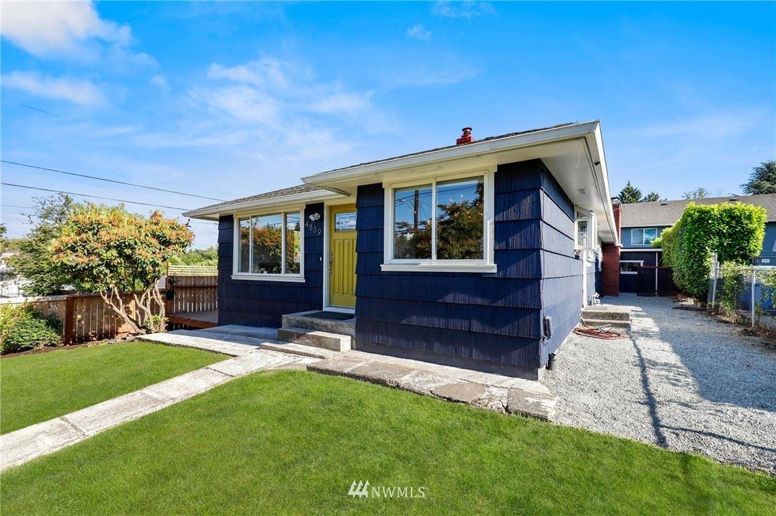 Photo of 4839 S Kenyon Street, Seattle, WA 98118 (MLS # 1787800)