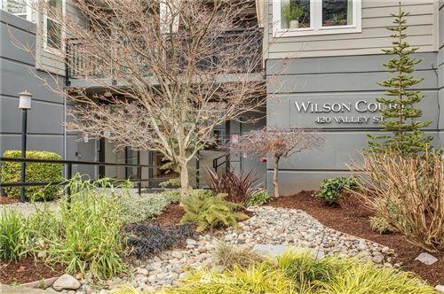 Photo of 420 Valley Street #W401, Seattle, WA 98109 (MLS # 1719801)