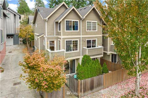 Photo of 13810 Greenwood Avenue N #D, Seattle, WA 98133 (MLS # 1857802)