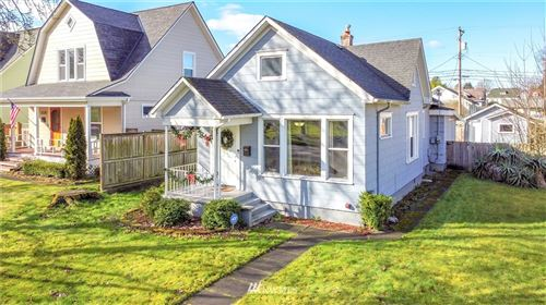 Photo of 3614 S Thompson Avenue, Tacoma, WA 98418 (MLS # 1736804)