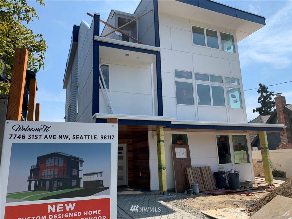 7746 31st Avenue NW, Seattle, WA 98117 - MLS#: 1830805