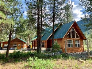 Photo of 9 Deer Run Loop Rd, Mazama, WA 98833 (MLS # 1394806)