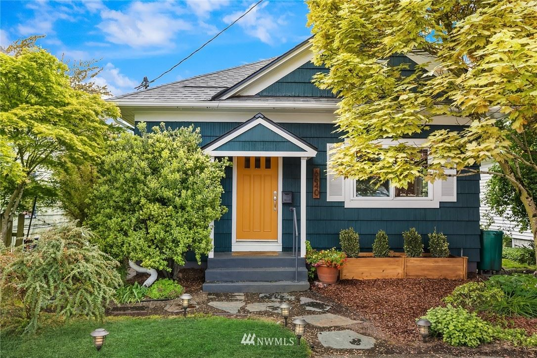 Photo of 6640 Carleton Avenue S, Seattle, WA 98108 (MLS # 1767806)